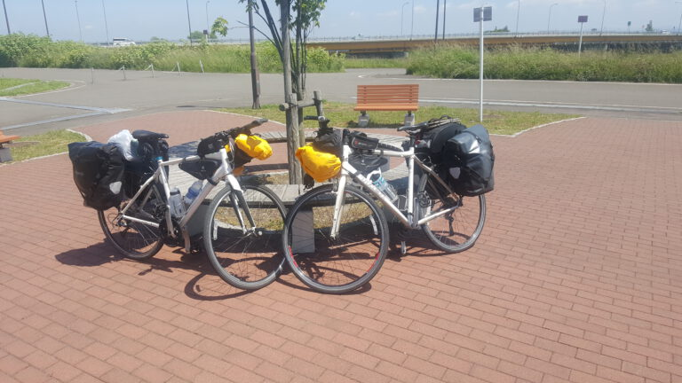 Japan 2019 Stage 1 – Sapporo to Inasato