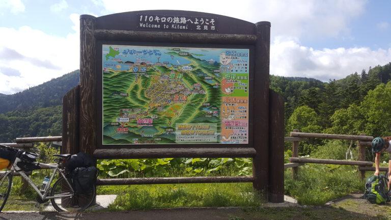Japan 2019 Stage 6 – Sounkyo to Chimikeppu