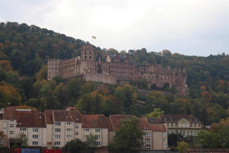 Autumn Tour 2020 Stage 4 – Neckargemünd to Hemsbach