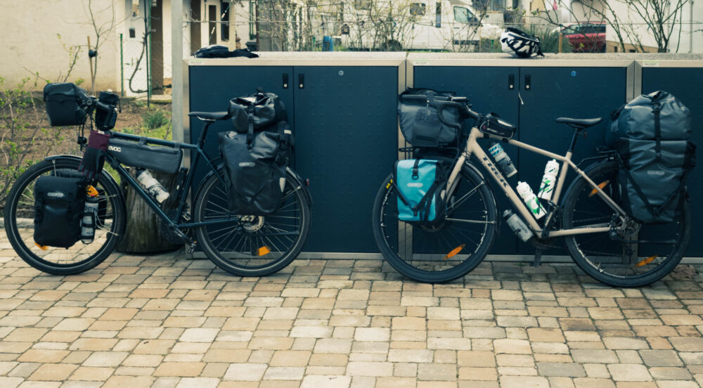 Sabbatical 2021 – Bike and bag setup
